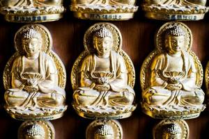 estátua de buda china foto