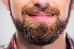 rosto masculino foto