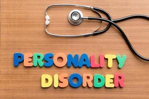 transtorno de personalidade foto