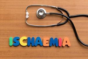 isquemia foto