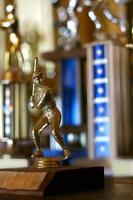troféu de beisebol foto