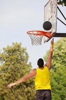 jogador de basquete foto