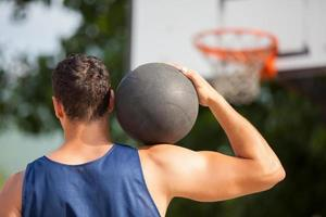 jogador de basquete