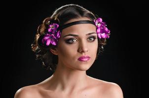 beleza e violetas