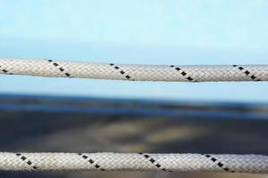 close-up corda de segurança