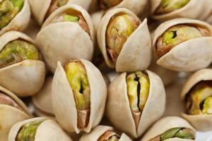 pistache, close-up foto