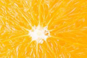 fechar a fruta laranja foto