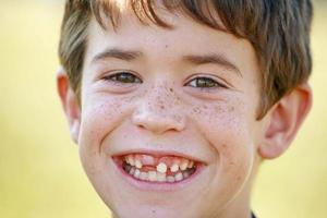 close-up de menino