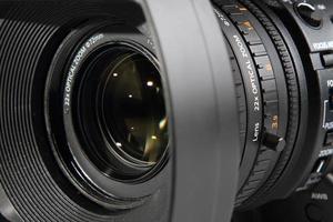 lente da câmera close-up