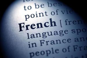 francês foto