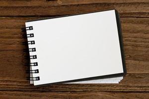 pano de fundo pequeno bloco de notas