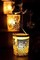 luzes de Natal foto