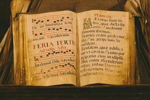 livro medieval antigo