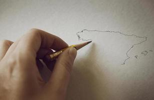 crise da educação espanhola foto
