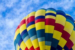 festival de balão de ar quente de verão