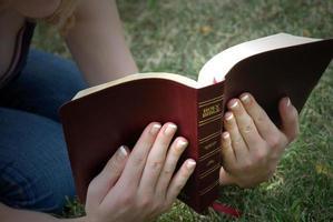 estudo da bíblia 2 foto