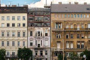 foto closeup de um edifício