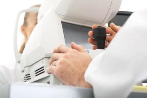 oftalmologista, medicina e saúde foto