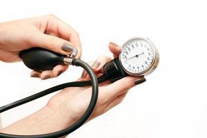 o instrumento para medição de pressão foto