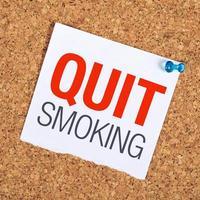 parar de fumar foto