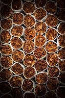 fundo de cigarros foto