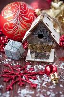 cartão de Natal. foto