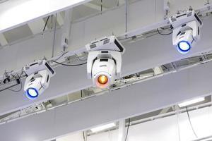 equipamento de iluminação foto