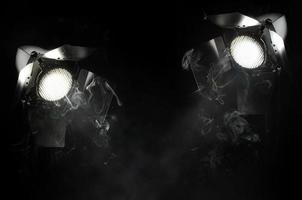 luz de estúdio foto
