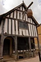casa do comerciante de southampton tudor foto