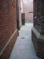 palácio da corte de hampton foto
