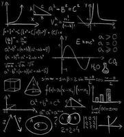 fórmulas matemáticas foto