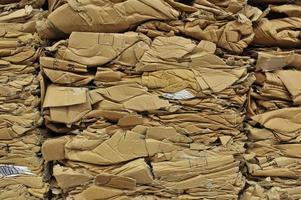 reciclagem de papel foto