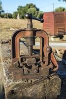 máquina velha