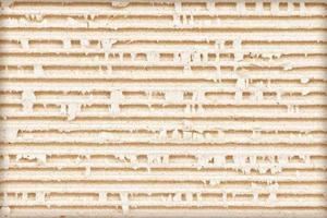 fundo de folha de papelão ondulado marrom