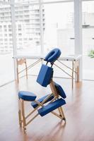 cadeira de massagem foto
