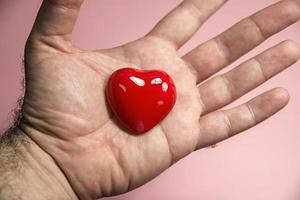 batimento cardiaco foto