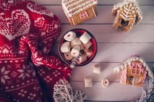 sobremesas de natal foto