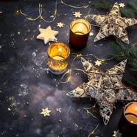 decorações do feriado de natal