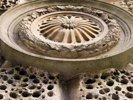 medalhão em textura, banho inglaterra foto
