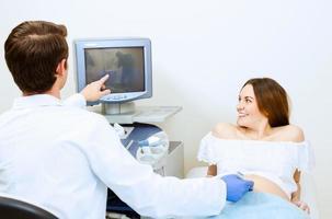 exame médico foto