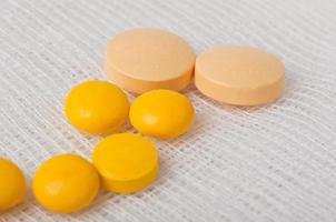 pílulas médicas