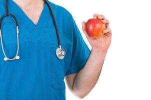 médico. foto