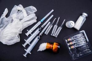 objetos médicos foto
