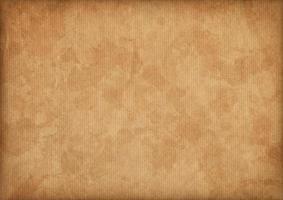 oi-res vinheta antiga malhada marrom listrado textura de papel kraft foto