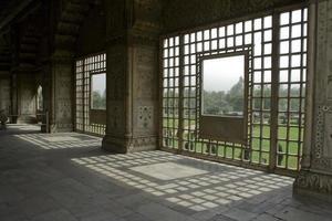 padrão de luz da janela foto