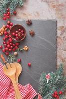 assar com cranberries foto