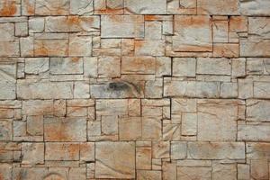 padrão decorativo de pedra natural foto