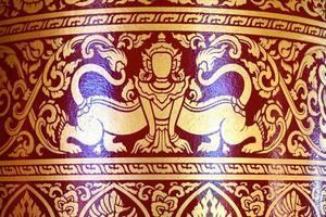 padrão tailandês foto