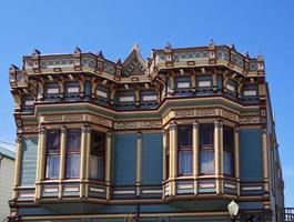 arquitetura vitoriana foto