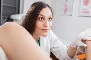 na ginecologista foto
